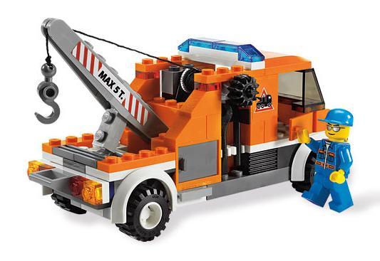 Holownik drogowy (LEGO City)