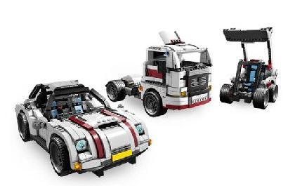 Odjazdowy kabriolet - Lego Creator