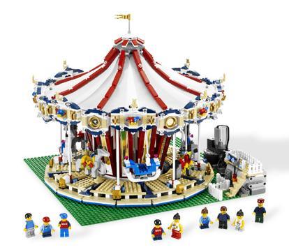 Wielka Karuzela (Lego Exclusive)