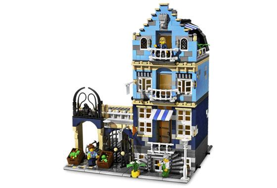 Market Street (Lego Factory)