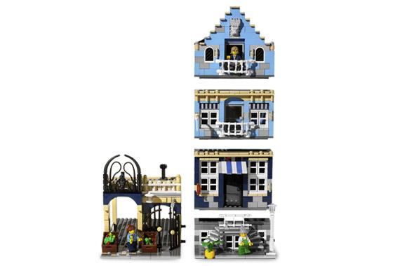 Market Street - Lego Factory
