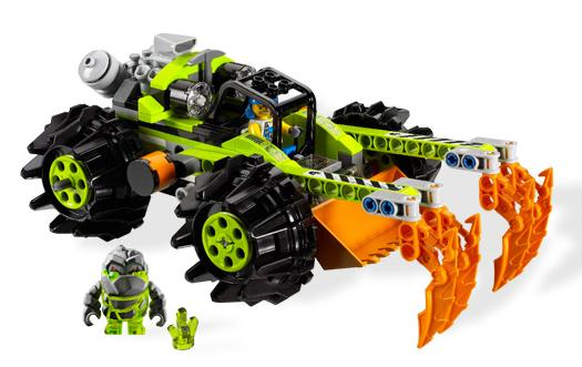 Claw Digger (Lego Power Miners)