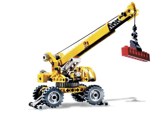 Lego Technic - Dźwig RT