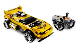 Lego Track Turbo RC