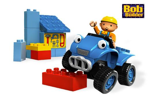 Warsztat Boba (LEGO Bob Budowniczy)