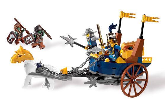 Królewski Rydwan Bojowy (LEGO Castle)