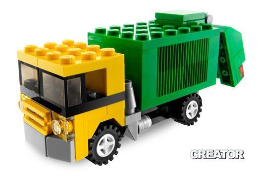 Śmieciarka (LEGO Creator)