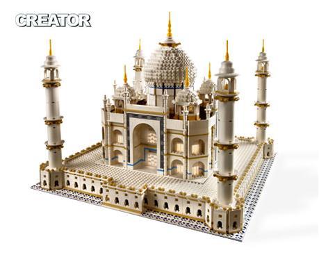 Taj Mahal (LEGO Creator)