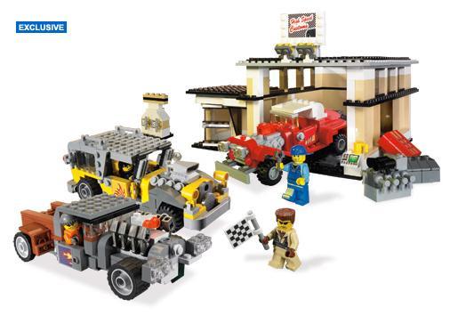 Tuning Warsztat (LEGO Exclusive)