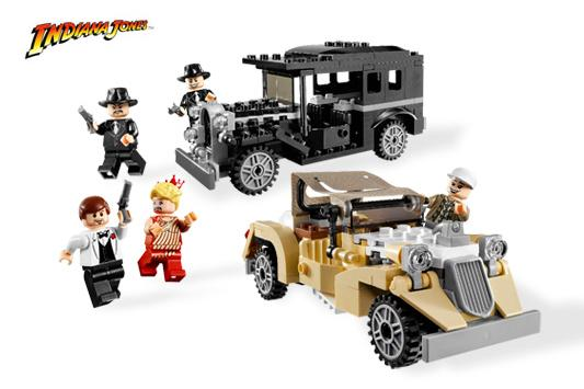Szanghajski pościg (LEGO Indiana Jones)