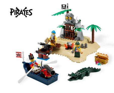 Wyspa Skarbów (Lego Pirates)