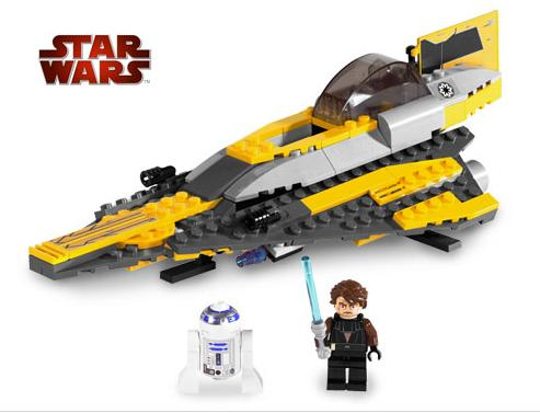 Starfighter Anakina (LEGO Star Wars)