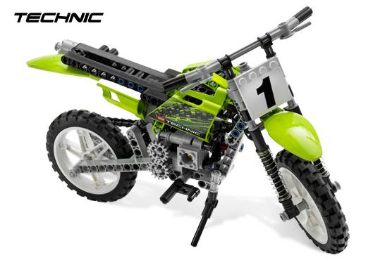 Motocykl Cross (LEGO Technic)