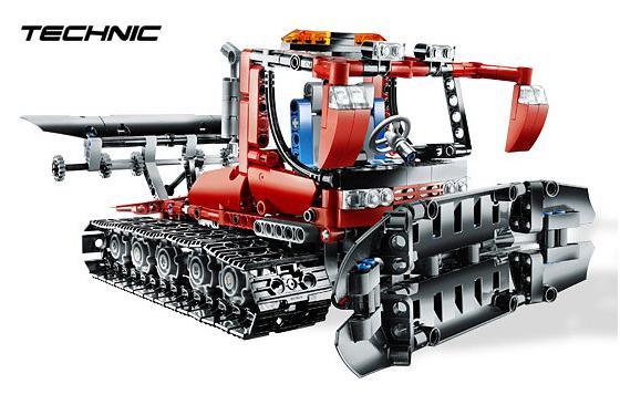 Ratrak (LEGO Technic)