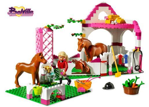 Stajnia (LEGO Belville)