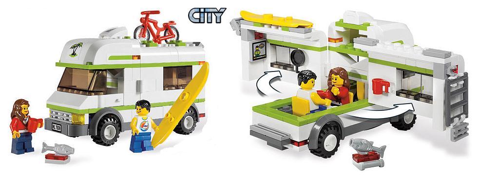 Camper (LEGO City)