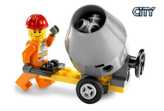 Robotnik budowlany (LEGO City)