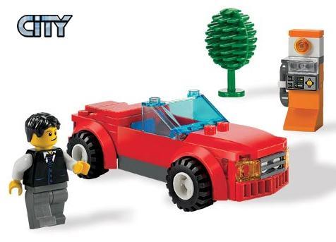 Samochód sportowy (LEGO City)