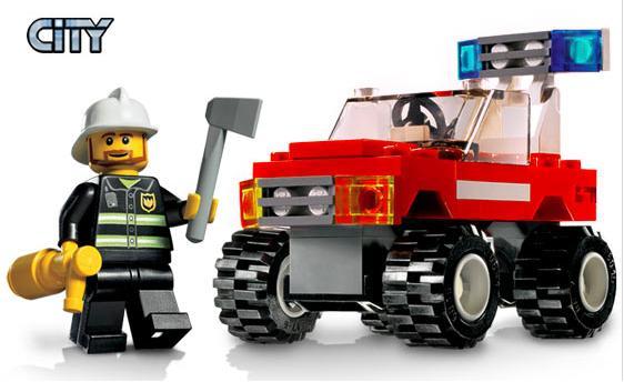 Samochód strażacki (LEGO City)