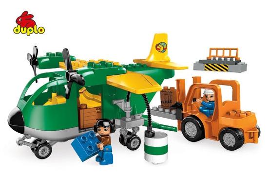 Samolot cargo (LEGO Duplo)