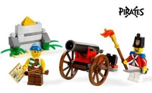 Bitwa armatnia (LEGO Pirates)