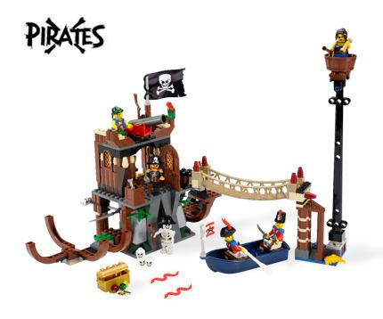 Piracka kryjówka (LEGO Pirates)