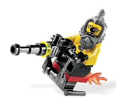 Kosmiczny ścigacz (LEGO Space police)
