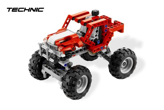 Monster Truck (LEGO Technic)