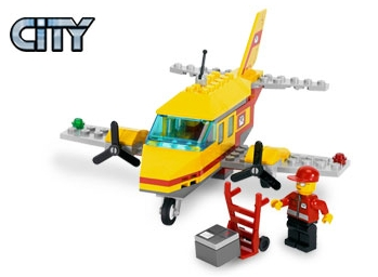 Poczta Lotnicza (LEGO City)