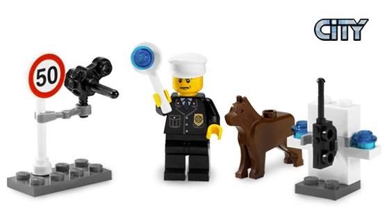 Policjant (LEGO City)