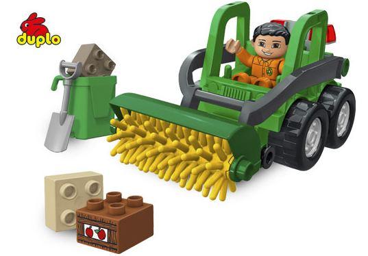 Zamiatarka ulic (LEGO Duplo)