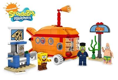 Bikini Bottom Express (LEGO SpongeBob SquarePants)