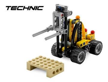 Wózek widłowy (LEGO Technic)
