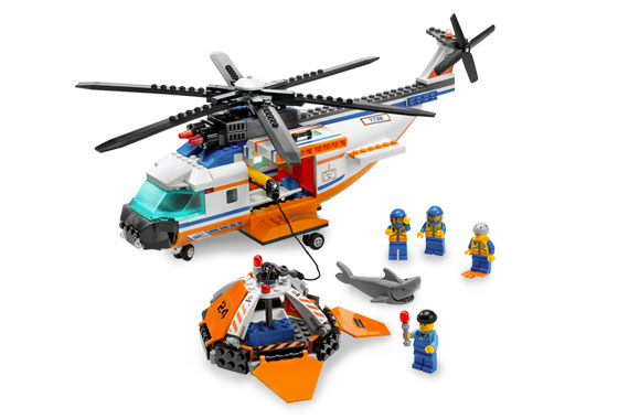 7738 - Helikopter straży