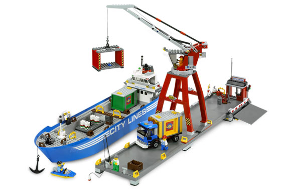 Port (Lego CITY)